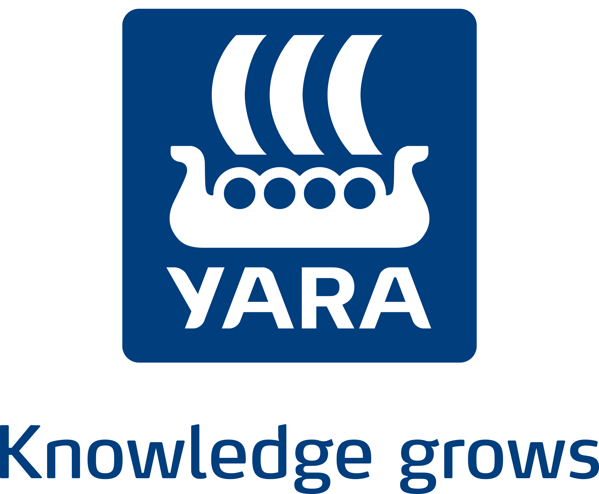 Company of the month 09/2018: Yara